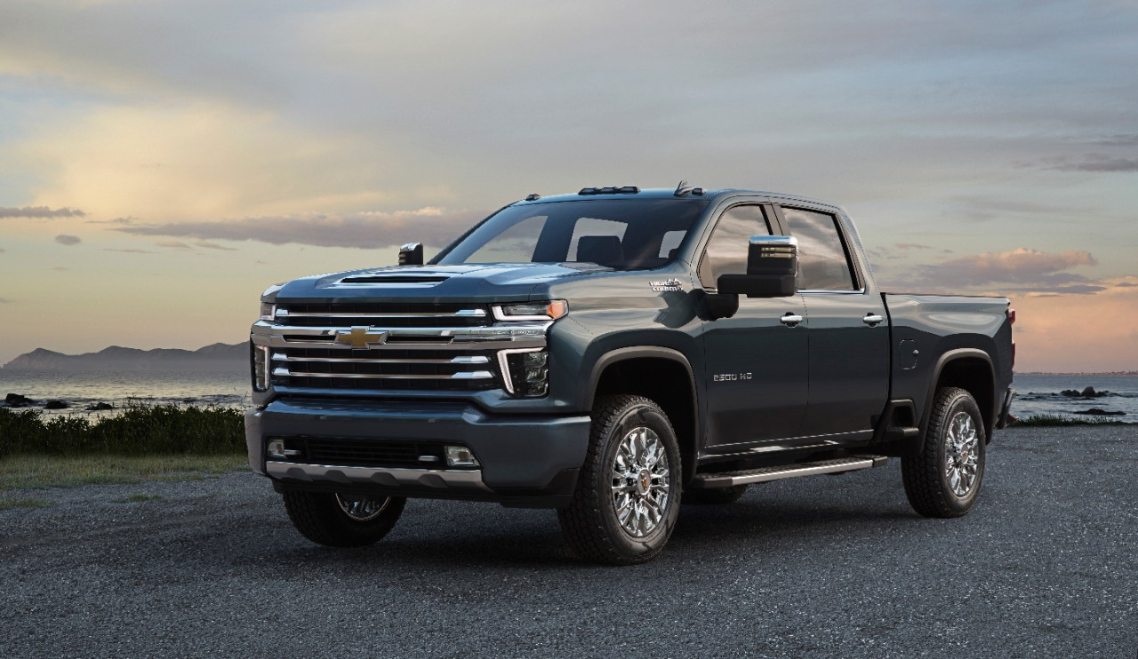 The High Country is one of five trim levels for the all-new 2020 Chevrolet Silverado HD – each offering a different level of design, features and technology to meet the individual and rigorous demands of HD owners