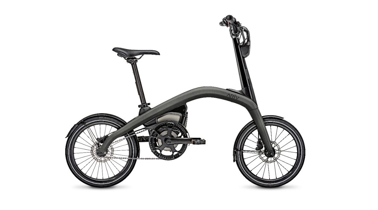 The ARĪV Meld (pictured) is a compact eBike that can be pre-ordered on www.arivmobility.com by customers in Germany, Belgium and the Netherlands.