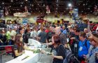 Fans Flock To SEMA Chevrolet Stand For Performance Cars and Race Drivers