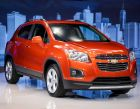 2015 Chevrolet Trax Unveiled In NYC