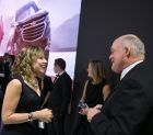 Mary Barra and Jim Hackett NAIAS Charity Preview
