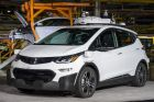 GM Produces Self-Driving Chevy Bolt EV Test Vehicles