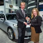 Cadillac Wins U. S. News and World Report Best Cars for Families Award
