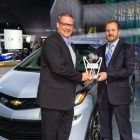 Chevrolet Wins Autoblog Technology of the Year Award