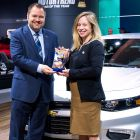 Chevrolet Wins U. S. News and World Report Best Cars for Families Award