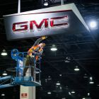 2019 NAIAS GMC Exhibit - Detroit