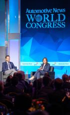 GM Chairman and CEO Mary Barra Automotive News World Congress