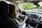 Chevrolet's Teen Driver allows parents to mute the radio when the front-seat occupants are not wearing safety belts, set radio volume limits and speed warnings and limit top speed to 85 mph. It also automatically enables many available active safety features and prevents anyone from manually turning them off.