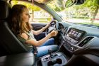 Parents with driving-age children could use a little added peace of mind. Chevrolet's Teen Driver helps parents manage some of their new driver's vehicle settings to encourage safer driving habits.